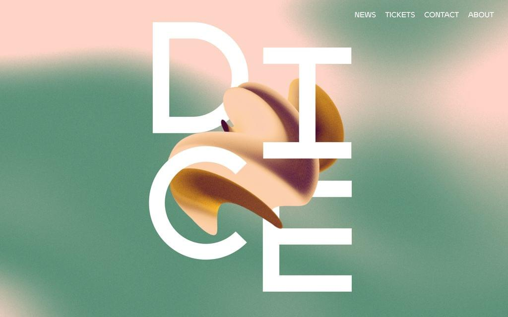 Websites tagged Typographic | httpster